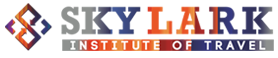 Skylark institute of travel logo
