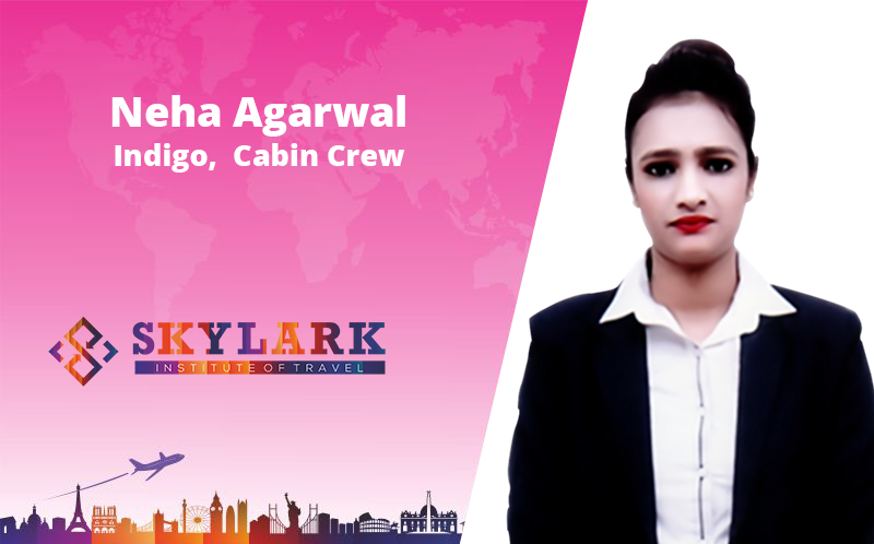 Nega Agarwal - Testimonial Skylark Institute of Travel